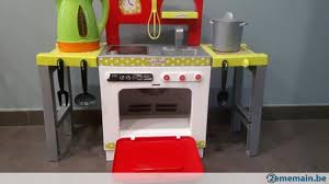 cuisine enfant ecoiffier cuisine enfant ecoiffier a vendre à péruwelz bury 2ememain be
