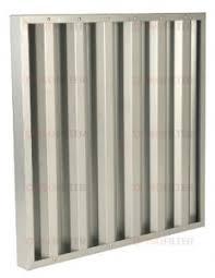 filtre pour hotte de cuisine filtre à choc pour hotte de cuisine professionnelle isochoc isofilter