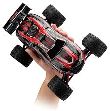 Traxxas E-Revo 1/16-Scale 4WD Racing Monster Truck With TQ 2.4GHz ... Revo Rc Truck The Home Machinist Traxxas Erevo Vxl 116 Rc Brushless Monster Truck 100mph 34500 Nitro Powered Cars Trucks Kits Unassembled Rtr Hobbytown Traxxas Erevo Remote Control Wbrushless Motor Revo 33 4wd Wtqi Silver Mini Ripit Fancing Revealed Best Cars You Need To Know State Wikipedia W Tsm 24ghz Tq Radio Id Battery Dc Charger See Description 1810367314 Greatest Of All Time Car Action