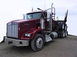 100 2013 Truck Kenworth T800 Logging For Sale 296000 Miles