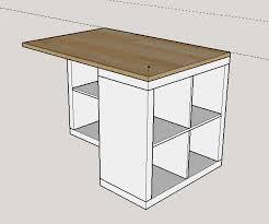 construire un ilot central cuisine plan de travail pour ilot central fabriquer un cuisine newsindo co