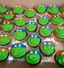 Ninja Turtle Decorations Ideas by Easy Ninja Turtle Cupcakes Operation Home