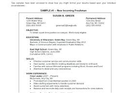 Part Time Jobs In Green Bay Wi Objective Part Of Resume Examples