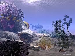 fond d écran gratuit pour ordinateur aquarium animé