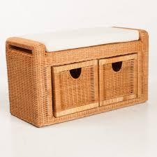 rattanbank sitzbank wäschebox honig lederstühle esszimmer stühle kaufen bei six markenmöbel