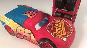 Disney Pixar cars 3 DIY How to make Disney cars 3 with play doh