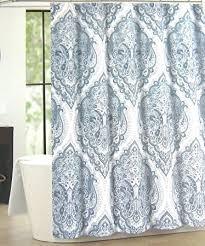 Amazon Tahari Home Luxurious Fabric Pailsey Medallion Shower