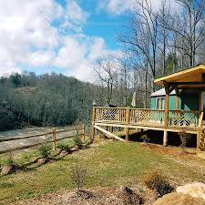 100 Wildcat Ridge The Yurts At Farm Lake JunaluskaSmoky