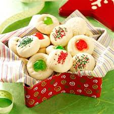 Decorated Shortbread Cookies by Christmas Cookie Recipes Taste Of Home