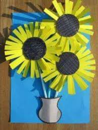 Vincent Van Gogh Sunflowers Craft Activity Paper Arts Crafts Ideas For Creative Kids Articulate