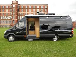 Luxury Mercedes Sprinter Camper Mclarensportshomescouk