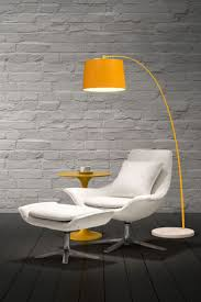Arc Floor Lamp Crate And Barrel by Best 25 Yellow Floor Lamps Ideas On Pinterest Yellow Floor