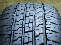Used Goodyear Wrangler Fortitude HT, 275/65R18, 116T 2 Tires For ...