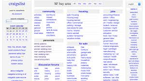 100 Sf Craigslist Cars And Trucks Pulls Personal Ads After Passage Of Sextrafficking Bill