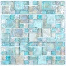 glass tiles for backsplash pool and bath mineral tiles