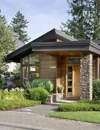 Inspiring Home Design Bungalow Photo by Best 25 Small Modern House Plans Ideas On Small House