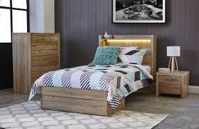 Aiden Kids Drawer Bed