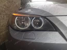 bmw e60 525i 530i 545i non hid headlights ring marker bulbs