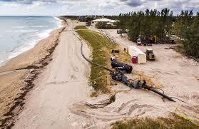 Is Bathtub Beach In Stuart Fl Open by Bathtub Beach Renourishment Martin County Florida
