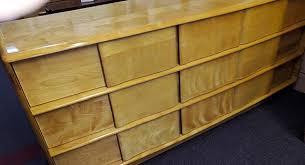 Heywood Wakefield Dresser Styles by Woodysantique Com Heywood Wakefield Bed Room Sets Dining Room