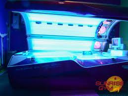 Uvb Tanning Beds by Sunrisegym Solarium