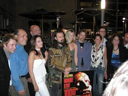 Rob Zombie Halloween 3 Cast by Rare Look House Of 1000 Corpses Premiere The Official Rob Zombie
