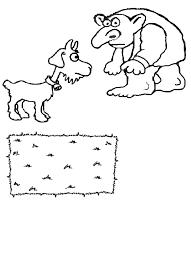 Billy Goats Gruff Colour 1689491