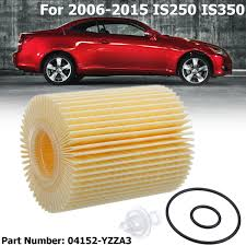 04152YZZA3 Engine Oil Filter W Gasket Kit For 20062015 Lexus