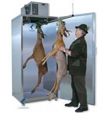chambre froide chasse chambre froide pour gibiers 2750 préparation et conditionnement