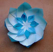 Origami Flower With A4 Paper 269 Best Flowers Images On Pinterest