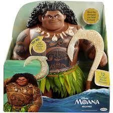 Disney Garden Decor Uk by Disney Moana Mega Maui Figure Walmart Com