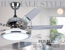 Wonderful 48inch Modern Minimalist Ceiling Fan Dining Room Living Fans With Lights Cbrn