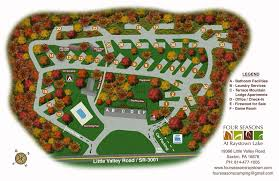 Rv Park Maps And Layout Picture