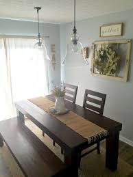 Farmhouse Dining Room Set Luxury Solid Wood Tables And Chairs Elegant Chair Adorable All