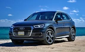 2018 Audi Q5 Manages Best in Class bined MPG  AutoGuide News