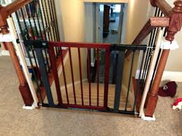 Baby Gates For Bottom Of Stairs With Banister Small Baby Gates For ... Diy Bottom Of Stairs Baby Gate W One Side Banister Get A Piece For Metal Spiral Staircase 11 Best Staircase Ideas Superior Sliding Baby Gate Stairs Closed Home Design Beauty Gates Should Know For Amazoncom Ezfit 36 Walk Thru Adapter Kit Safety Gates Are Designed To Keep The Child Safe Click Tweet Metal With Banister With Banisters Retractable Classy And House The Stair Barrier Tobannister Basic Of Small How Install Tension On Youtube