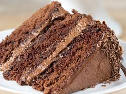 Chocoholics Chocolate Mousse Cake Luscious and rich this dessert recipe will satisfy your sweet