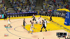 Golden State Warriors 2015 2016 Court By Manni Live