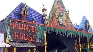 Best Halloween Attractions Uk by Camden Park Haunted House Pov Classic Pretzel Dark Ride Youtube