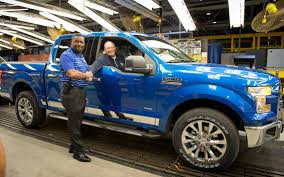 Ford Truck Honors Royals' World Series Win | The Wichita Eagle Is That A Robot In The Drivers Seat At Fords F150 Plant Ford Begins Production Of Kansas City Assembly Plant Kentucky Truck Motor1com Photos Increases Investment On High Demand Dearborn Pictures Will Temporarily Shut Down Four Plants Including A Classic 1953 F350 Pickup Truck With Twin Cities From Scratch 2012 Lariat 4x4 Ecoboost Trend Schedules Downtime 2 Michigan Assembly Plants Amid Slowing Tour And Images Getty Begins Production Claycomo The Star Next Level Stormwater Management Facts About