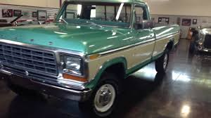 1978 Ford F150 SOLD SOLD SOLD At The Sun Valley Auto Club - YouTube