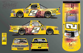 100 Camping World Truck Race Cody Coughlin Is Looking To Shine In The City Of Lights Pit Stop