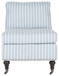 safavieh randy slipper chair traditional armchairs and accent