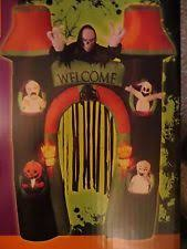 Halloween Inflatable Archway Tunnel by Airblown Halloween Inflatable Archway Ebay