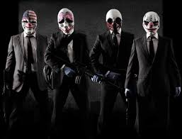 Payday 2 Halloween Masks Disappear by Vod U0027s Profile