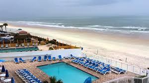 Tropical Winds Resort Hotel Beachview Daytona Beach Florida