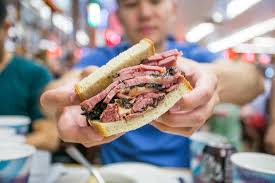 100 New York On Rye Food Truck The Best Sandwiches In All 50 States Mental Floss