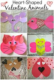 Valentines Day Art And Craft Ideas For Toddlers Best February On