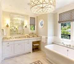 Bath Vanities With Dressing Table by Double Sink Vanity With Makeup Table Style Guru Fashion Glitz