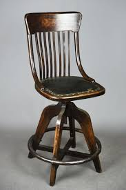 Antique Edwardian Oak Slatted Back Draughtsman's Chair With ... Arts Crafts Mission Oak Antique Rocker Leather Seat Early 1900s Press Back Rocking Chair With New Pin By Robert Sullivan On Ideas For The House Hans Cushion Wooden Armchair Porch Living Room Home Amazoncom Arms Indoor Large Victorian Rocking Chair In Pr2 Preston 9000 Recling Library How To Replace A An Carver Elbow Hall Ding Wood Cut Out Stock Photos Rustic Hickory Hoop Fabric Details About Armed Pressed Back